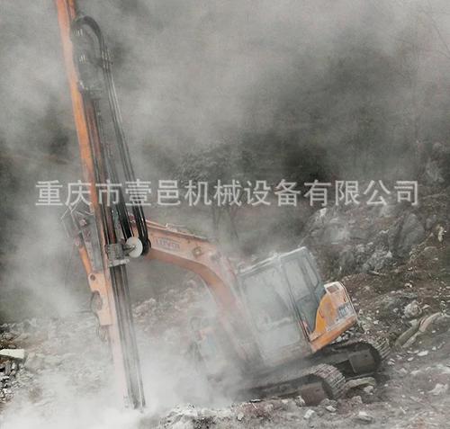 挖改切削钻机