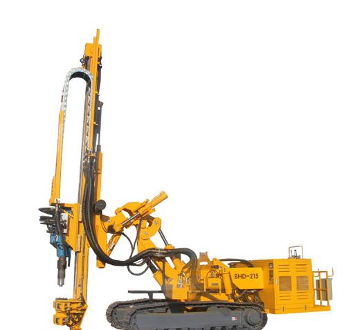 挖机改钻机