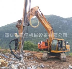 北京挖改液压钻机